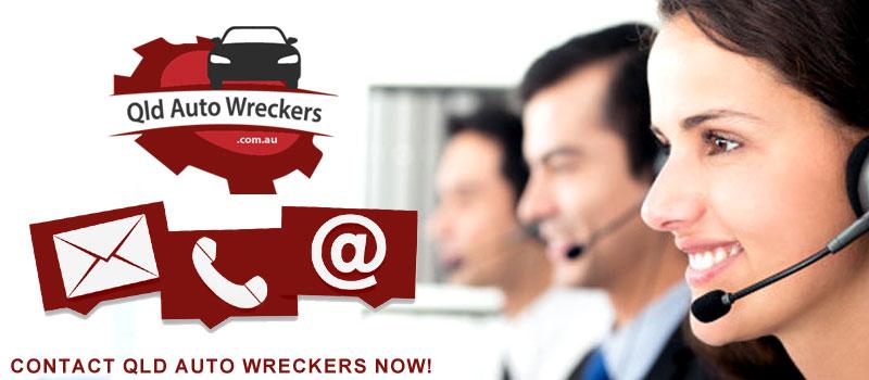 Contact Queensland Wreckers